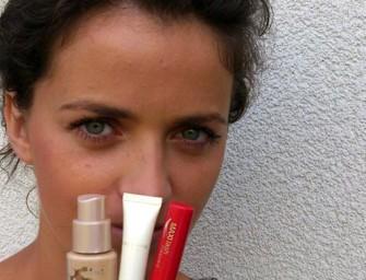 Maxi Lash Mascara od Oriflame (w akcji)