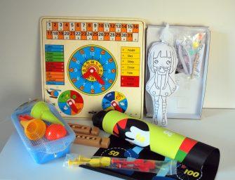 Inspiracje prezentowe na Dzień Dziecka