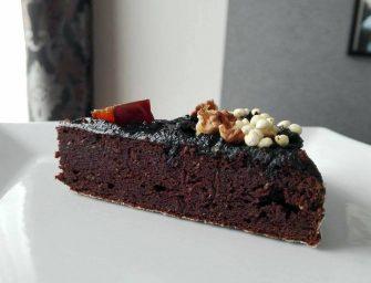 Fit ciasto z soczewicy, jak brownie (bez mąki, bez cukru)