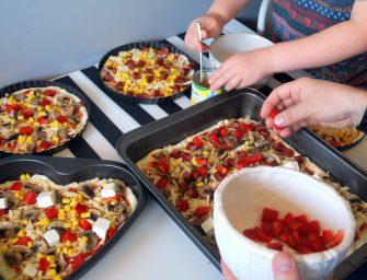 Zamiast grilla: boska pizza ciotki Bożeny