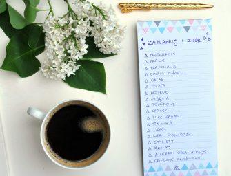 Jak ugryźć listę zadań na której masz same słonie?