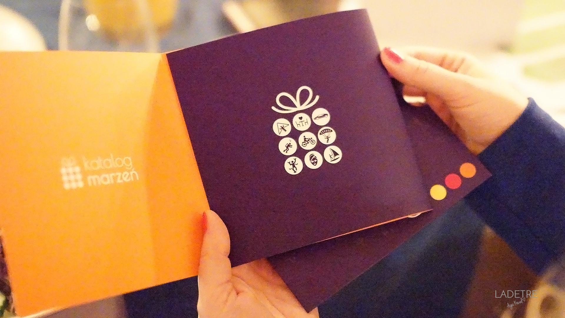 Katalog Marzeń Upominek Dla Blogerek