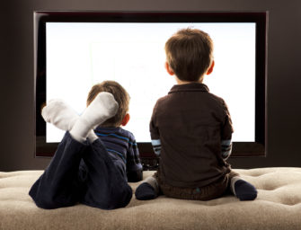 Wpływ telewizji na rozwój dziecka [+niespodzianka]
